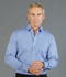Picture of Gloweave-1637L-MEN'S GINGHAM LONG SLEEVE SHIRT - WESTGARTH