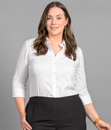 Picture of Gloweave-1908WZ-WOMEN'S ULTIMATE 3/4 SLEEVE SHIRT-ULTIMATE