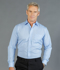 Picture of Gloweave-1267L-MEN'S PUPPY TOOTH LONG SLEEVE SHIRT-WINDSOR