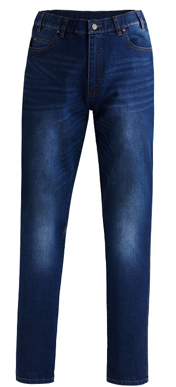 Picture of Ritemate Workwear-RMPC016-Distress Denim Jean