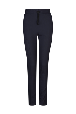 Picture of LSJ collection-500-SP-Ladies slim leg stretch scrub pant