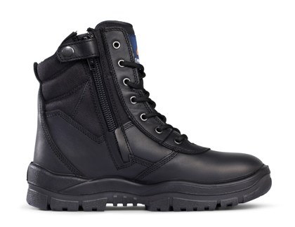 Picture of Mongrel Boots-251020-High Leg ZipSider Boot