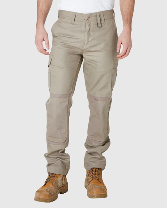 Picture of ELWD Workwear-EWD101-MENS UTILITY PANT