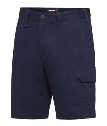 Picture of King Gee-K07005-Stretch Cargo Short