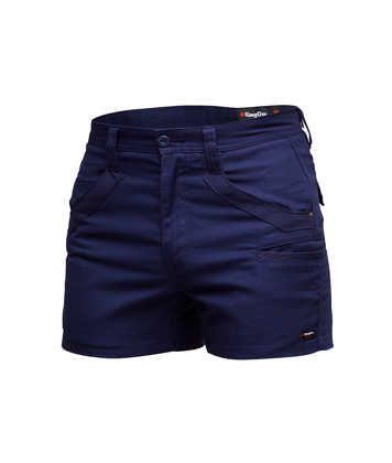 Picture of King Gee-K17011-Tradies Utility Short Short
