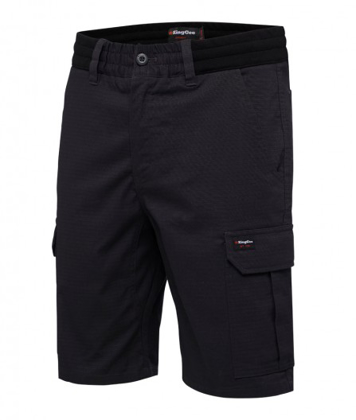 Picture of King Gee-K17007-Rib Comfort Waist Short