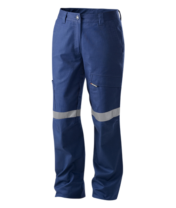 Picture of King Gee-K43825-Women's Workcool 2 Reflective Pants