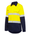 Picture of King Gee-K04050-Stretch Spliced Shirt with Tape
