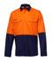 Picture of King Gee-K54027-Workcool Pro Hi Vis Shirt L/S