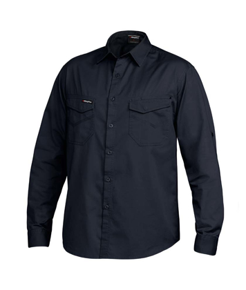 Picture of King Gee-K14350-Tradies Shirt L/S