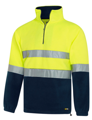 Picture of Visitec-VPFR-Polar Fleece Basic Jumper (D/N)