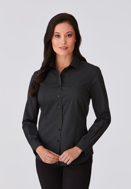 Picture of City Collection-2257-Xpresso Long Sleeve Shirt