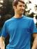 Picture of Bocini-CT1207-Unisex Adults Plain Breezeway Micromesh Tee Shirt