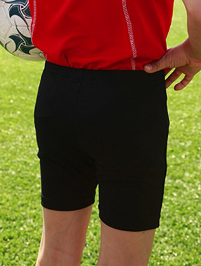 Picture of Bocini-CK1202-Kids Gym Shorts