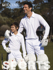 Picture of Bocini-CK1209-Adults Cricket Pants
