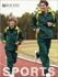 Picture of Bocini-CK507-Kids Track - Suit Pants