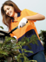 Picture of Bocini-SP0692-Ladies Hi-Vis S/S Safety Polo