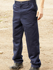Picture of Bocini-WK617-Unisex Adults Cotton Drill Work Pants