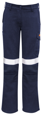 Picture of Syzmik-ZP522-Womens Taped Cargo Pant