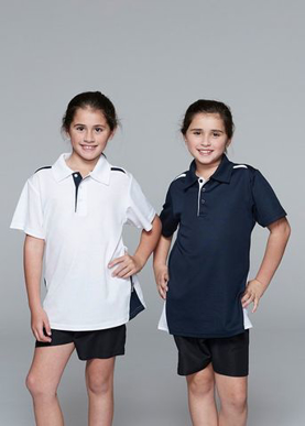 Picture of Aussie Pacific - 3305-Paterson Kids Polo Shirts
