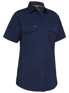 Picture of Bisley Workwear-BL1414-Women's X AirflowTM Ripstop Shirt