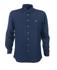 Picture of Identitee-W48(Identitee)-Men's Long Sleeve Denim Shirt