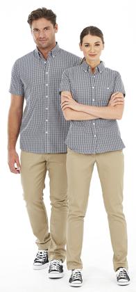 Picture of Identitee-CH01(Identitee)-Men's Modern Chino with Stretch