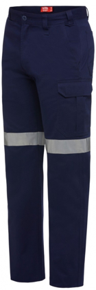 Picture of Hardyakka-Y02965-LIGHT WEIGHT DRILL CARGO PANT WITH TAPE