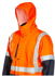 Picture of Hardyakka-Y06057-UNISEX 4 IN 1 DRILL JACKET WITH REVERSIBLE VEST