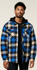 Picture of Hardyakka-Y06690-QUILTED FLANNEL JACKET